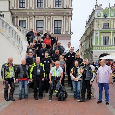 Rajd motocyklowy Lublin 03