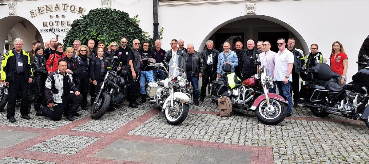 Rajd motocyklowy i pomoc potrzebującym