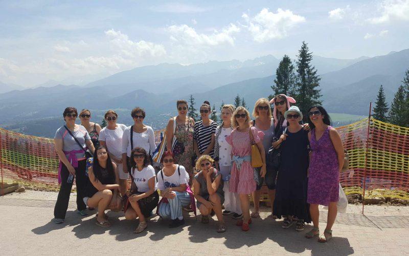 Chorwaccy nauczyciele gościli w Krakowie