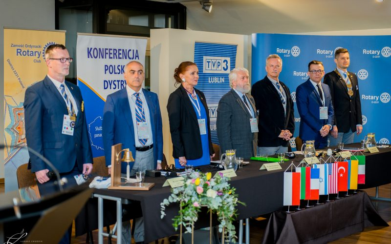 Konferencja Rotary- UNESCO