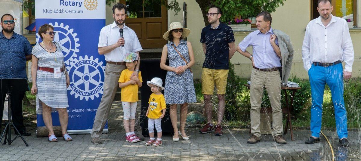 Piknik rodzinny w Łodzi