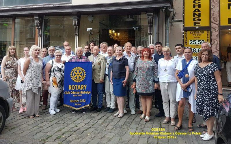 Wizyta przyjaźni na Ukrainie