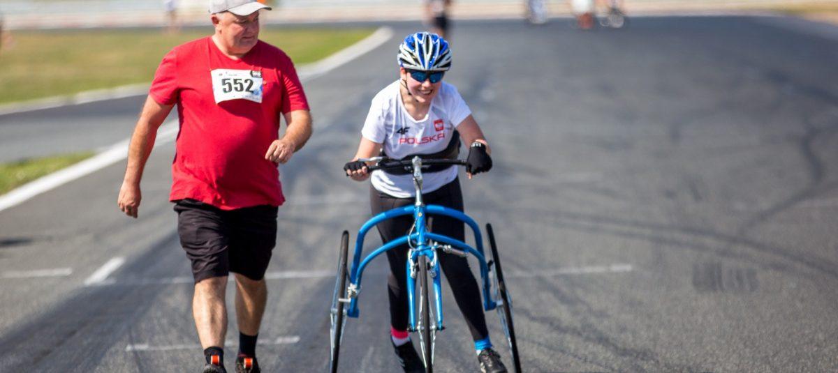 RaceRunning, połączenie sportu i rehabilitacji