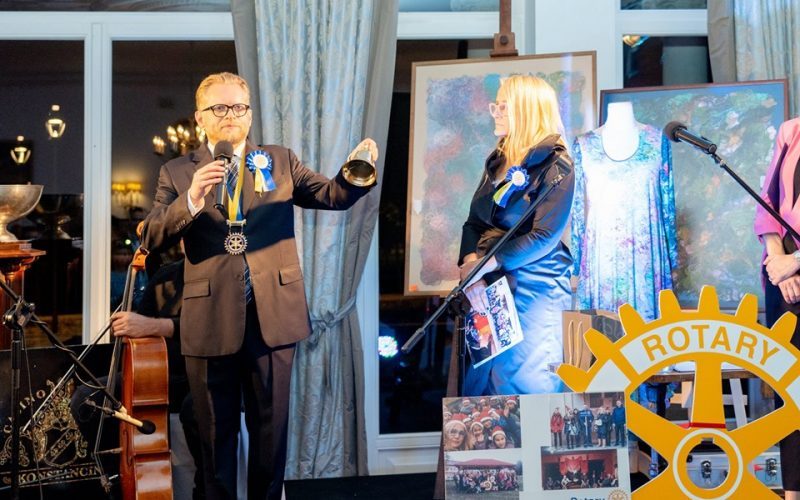 III Rotariańskie Ogrody Sztuki