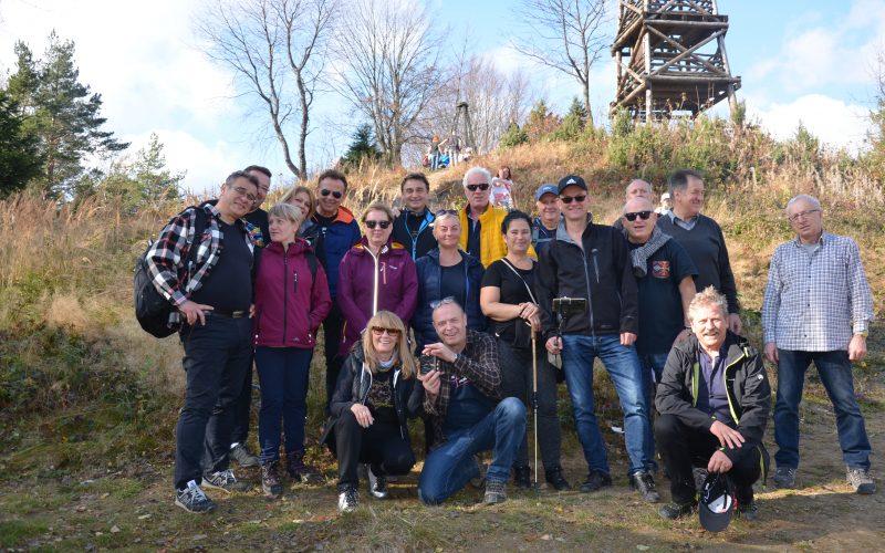 Rotariańska Jesień w Bieszczadach
