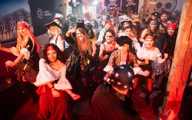 Charytatywny Bal Halloween w Olsztynie