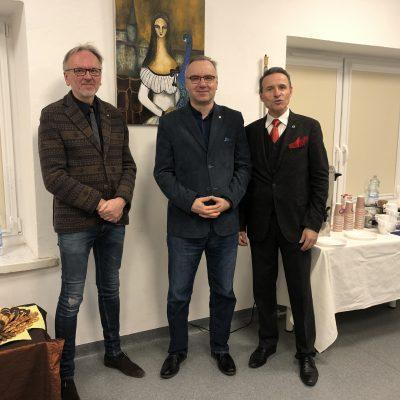 Jurek Koba Tomasz Michalik Robert Tondera