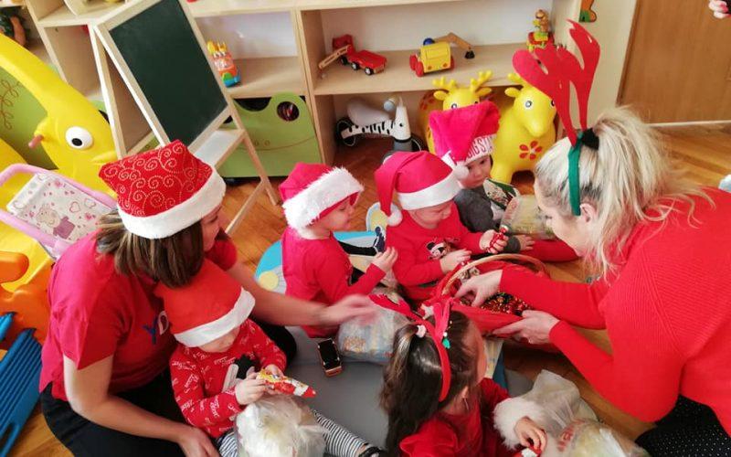 Ponad 600 paczek dla dzieci i seniorów