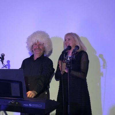 Ryszard i Anna Cymerman
