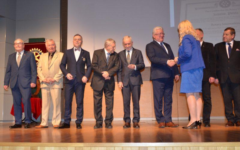 20-lecie Rotary Club Jarosław