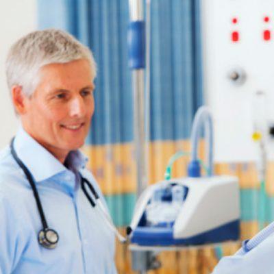 Sprzęt do tlenoterapii w walce z COVID-19