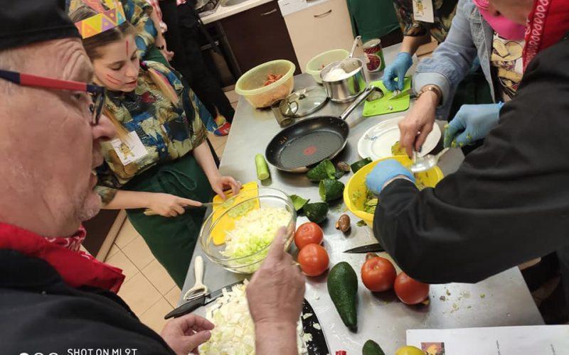 Wspólne gotowanie