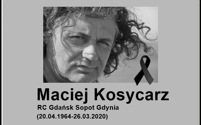 Zmarł Rotarianin Maciej Kosycarz