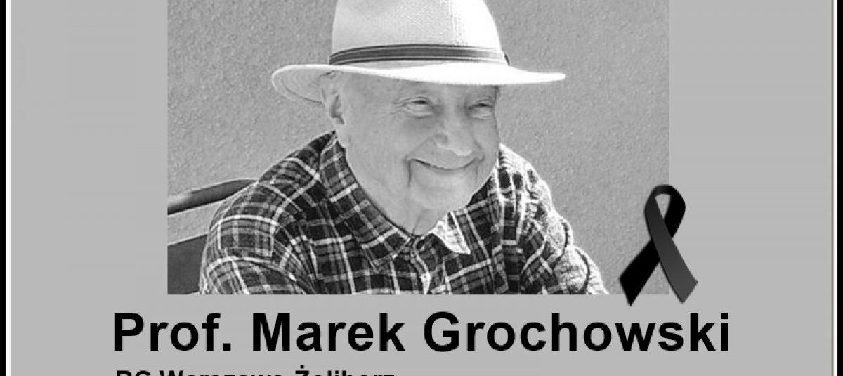 Wspomnienie Rotarianina prof. Marka Grochowskiego