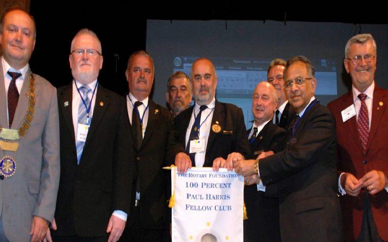 25 lat historii Rotary Club Wolsztyn