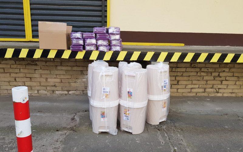 RC Koszalin przekazał dary dla szpitala