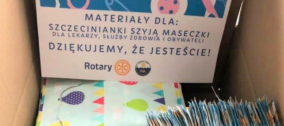 Dary dla szpitala w Szczecinie