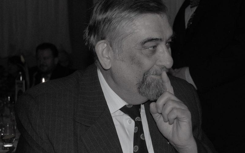 Dr Witold Koberski nie żyje