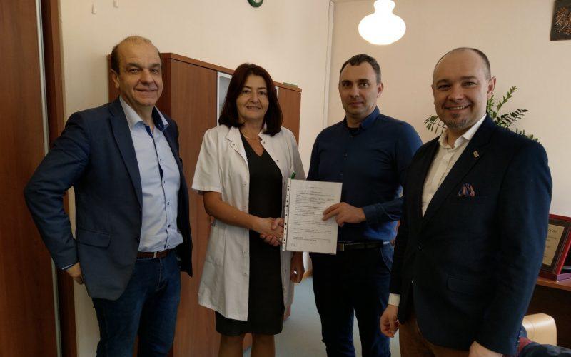 RC Białystok dla szpitala dziecięcego