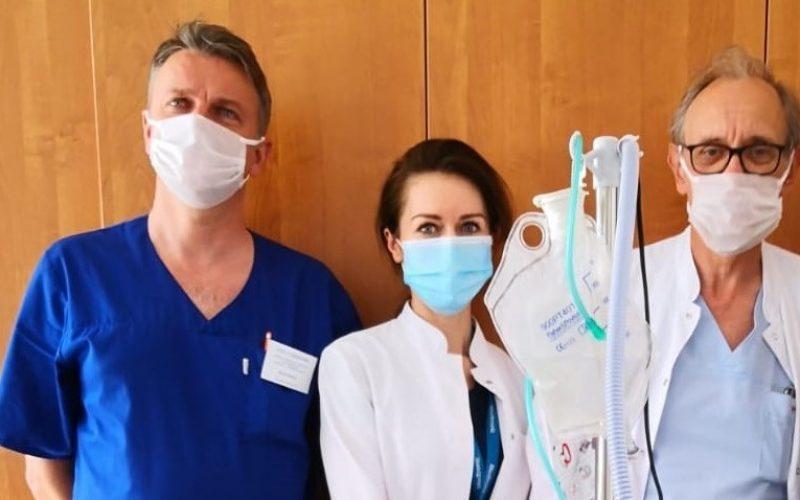 RC Wolsztyn dla szpitala