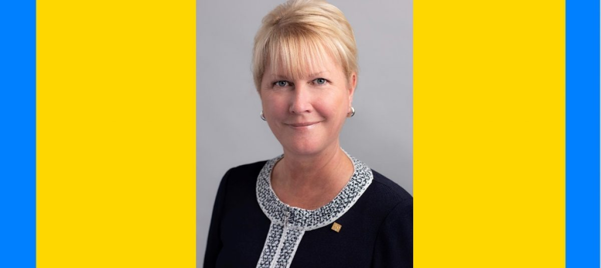 Jennifer Jones nominowana na Prezydenta Rotary