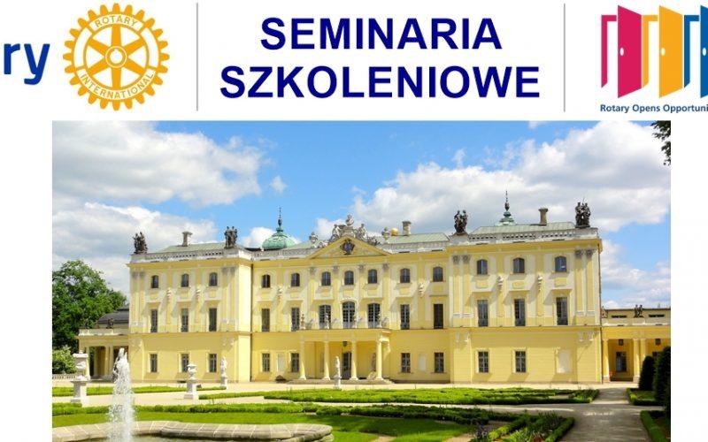 Ruszyły zapisy na obowiązkowe seminaria szkoleniowe w Białymstoku