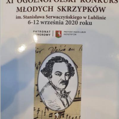 Konkurs Młodych Skrzypków Lublin (1)