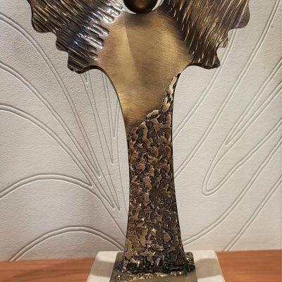 Statuetka Osobowość Roku Karolina Kedzierska Kapuza