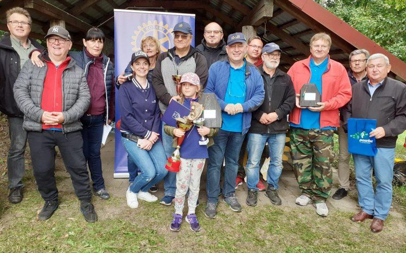 Zawody wędkarskie w Worynach
