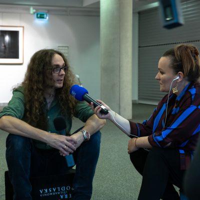 Polish Radio interview with Paweł