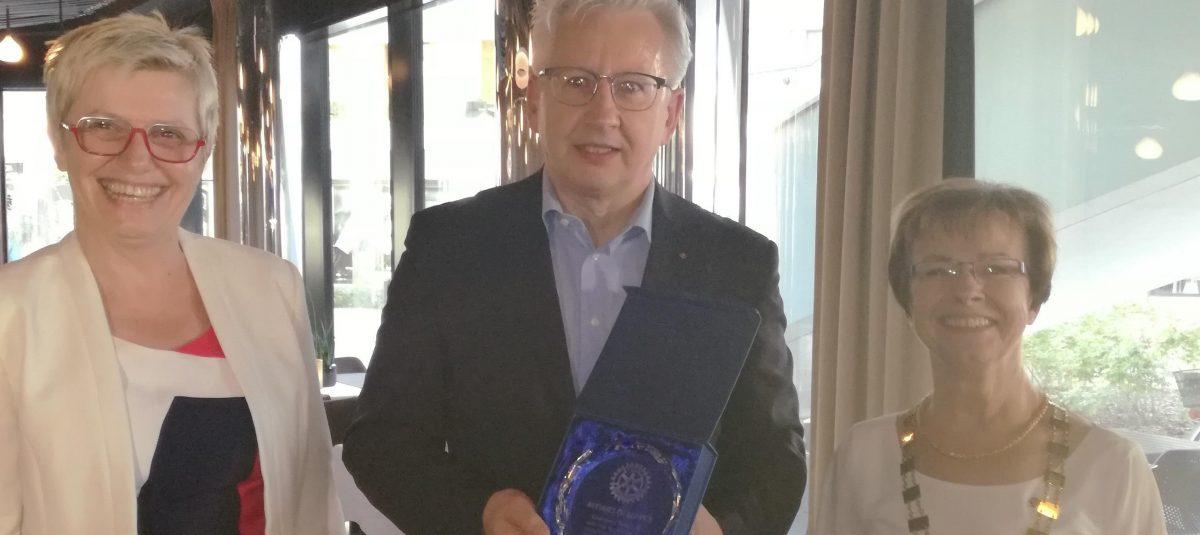 Nagroda za 5 dróg służby