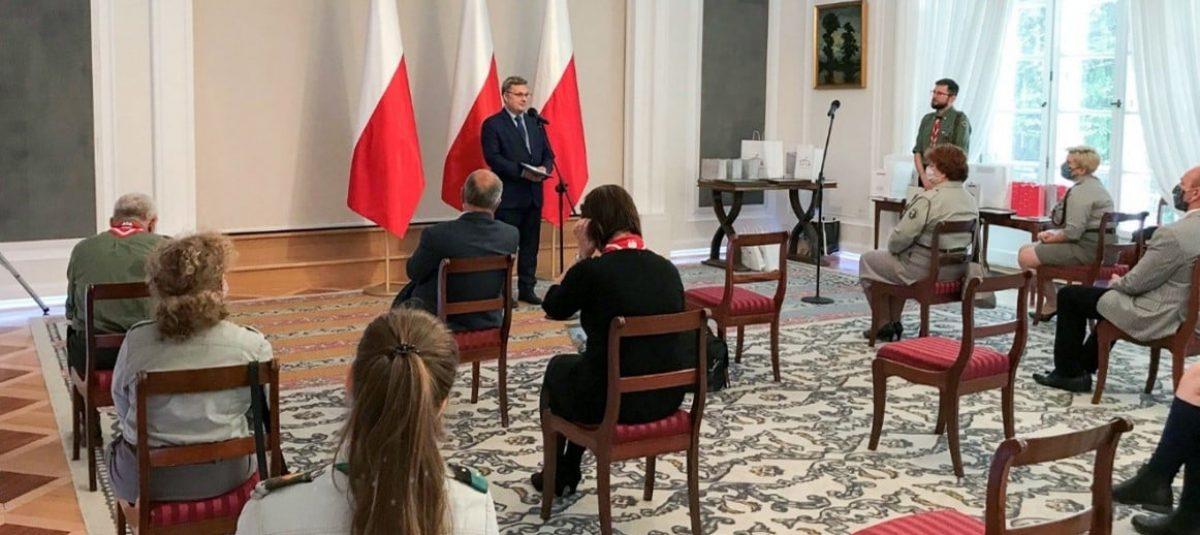 Rotarianie z RC Lublin Centrum nagrodzeni