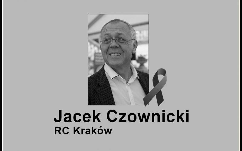 Pożegnanie Jacka Czownickiego