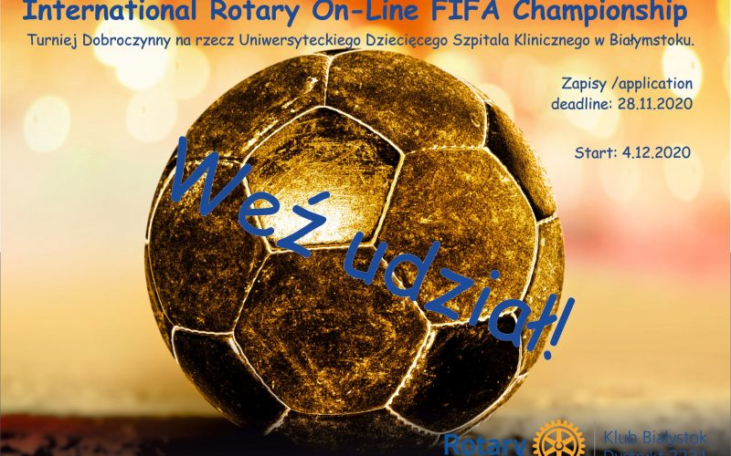 Charytatywny Międzynarodowy Turniej On-Line