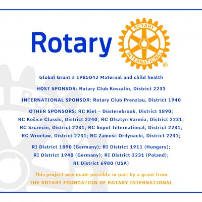 Foto 04 The Rotary Foundation signage