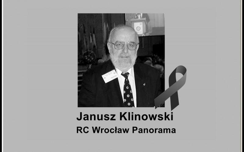 Janusz Klinowski (1945-2020)
