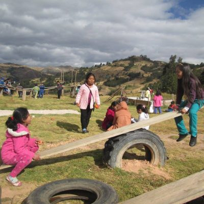 Pomoc dzieciom z Peru