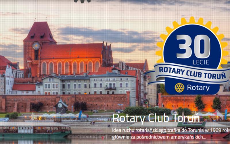 Toruńscy Rotarianie zapraszają