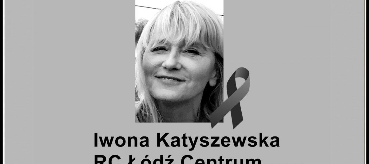 Pożegnanie Iwony Katyszewskiej