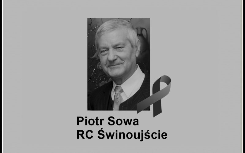 Zmarł Rotarianin Piotr Sowa