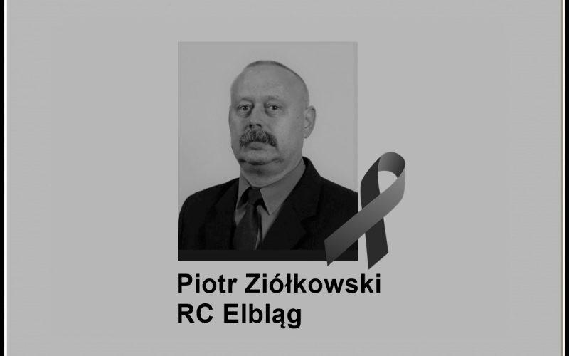 Zmarł Piotr Ziółkowski z Elbląskiego Klubu Rotary