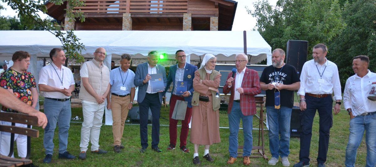Rotariańska Noc Świętojańska w Opatowie