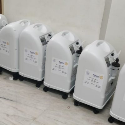 Oxygen Concentrator Project BSES - Photo 16