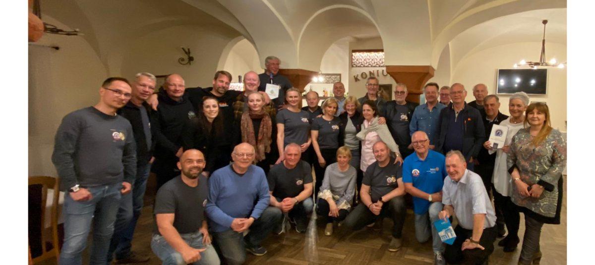Zmiany u Rotarian Motocyklistów