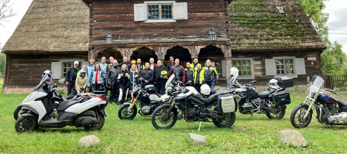 Rajd motocyklowy Bydgoszcz 2021
